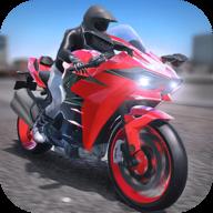 終極摩托車模擬器無限金幣川崎h2v2.6最新版