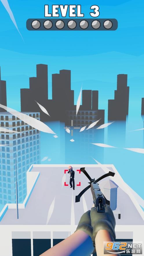 Grapple Master 3D游戏v1.0 苹果版截图0