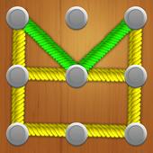 终极线绳拼图游戏