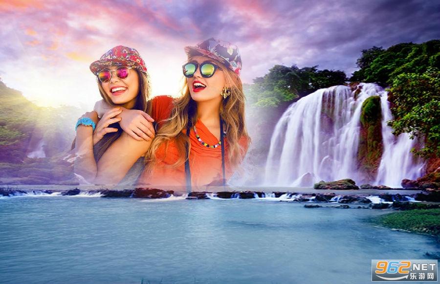 Waterfall Photo Frames瀑布相框
