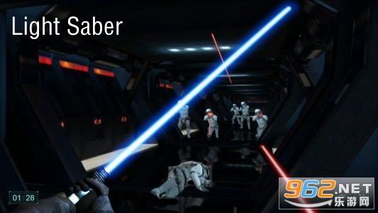 light saber vr