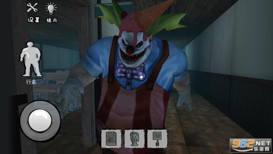 恐怖小丑3D官方版v1.0免�M版截�D3