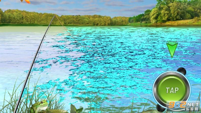轻松钓鱼游戏v1.05 安卓版截图0