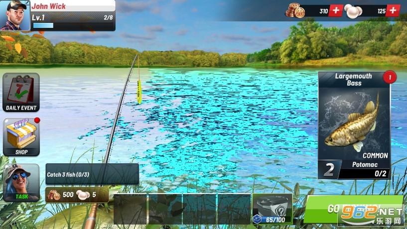 轻松钓鱼游戏v1.05 安卓版截图3