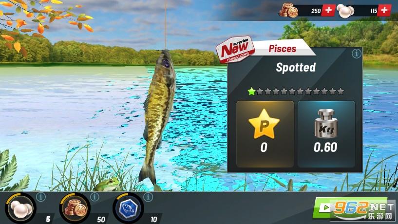 轻松钓鱼游戏v1.05 安卓版截图1