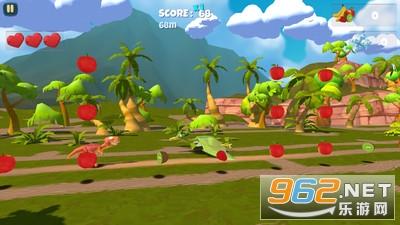恐龙与仙人掌游戏v1.0 安卓版截图0