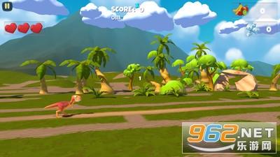 恐龙与仙人掌游戏v1.0 安卓版截图3