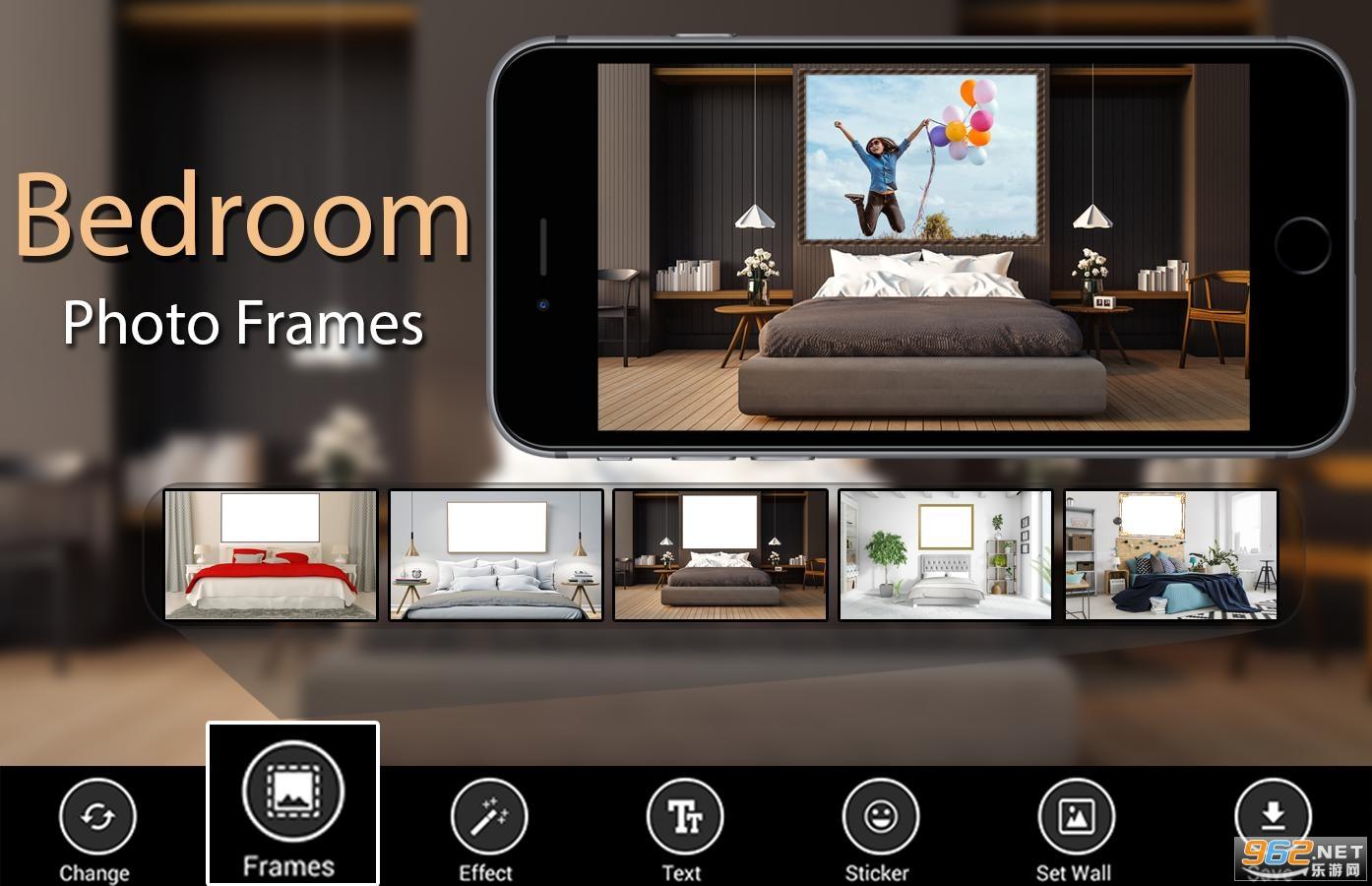 Bedroom Photo Frames卧室相框v14.0 最新版截图0