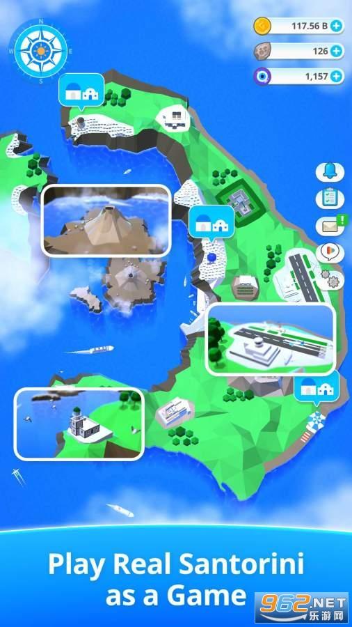 圣托里尼岛口袋游戏破解版v1.0.1截图0