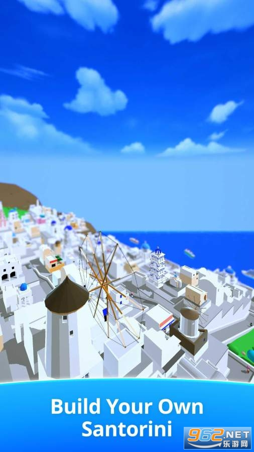 圣托里尼岛口袋游戏破解版v1.0.1截图2