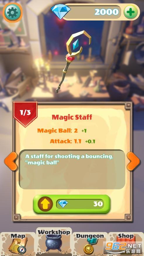魔法反射MagicBounce游戏破解版v1.1最新版截图0
