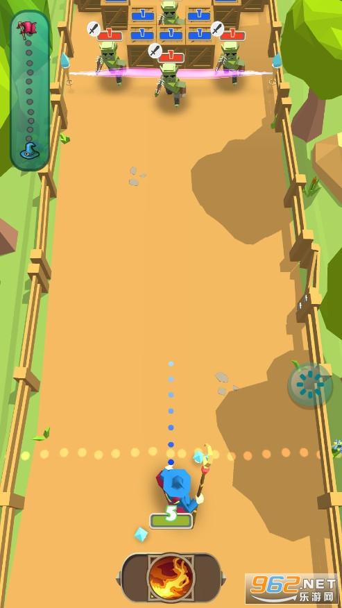 魔法反射MagicBounce游戏破解版v1.1最新版截图2