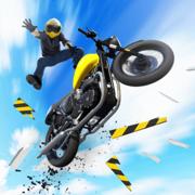 摩托要上天遊戲v1.0免費版