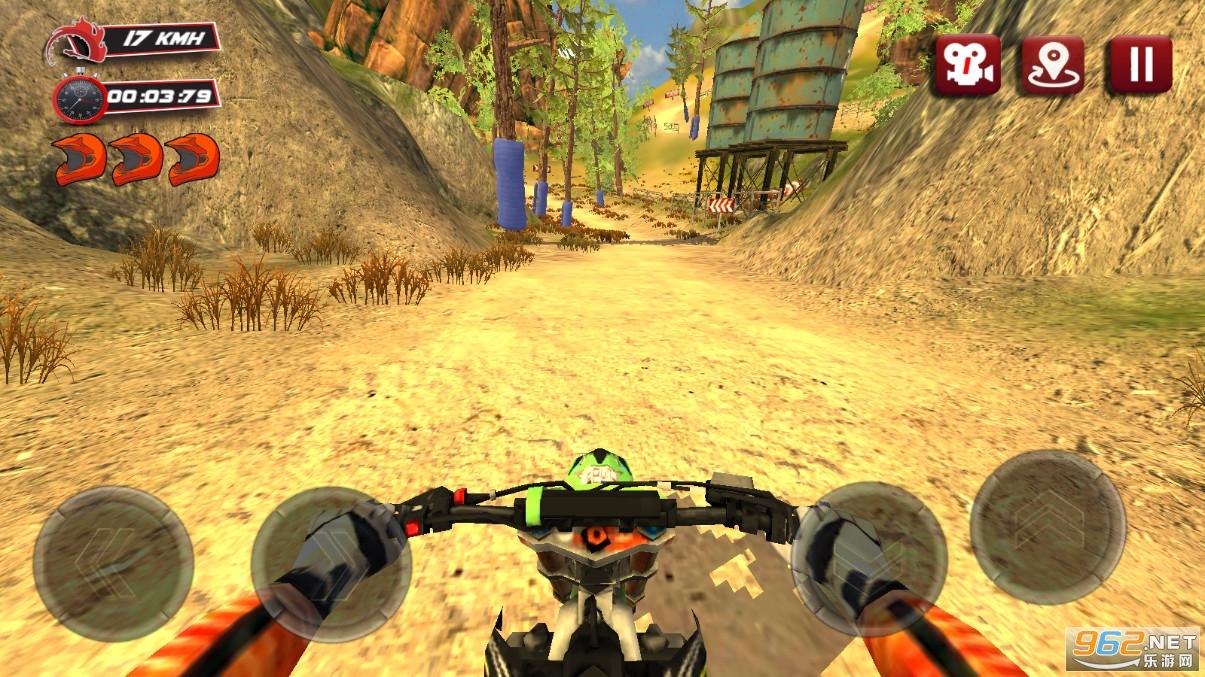 越野摩托车赛手机版破解版v1.0.4最新版截图6