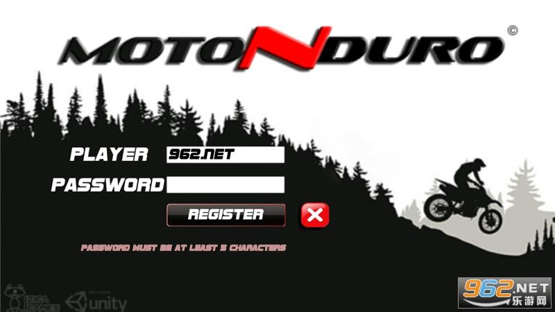 越野摩托车赛游戏v1.0.4 无限金币截图0