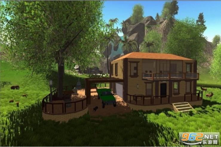 极限冒险挑战3D最新版v3.2.0.4 荒岛版截图2
