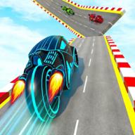 超級坡道摩托車遊戲v4.4 (Light Bike Stunt)