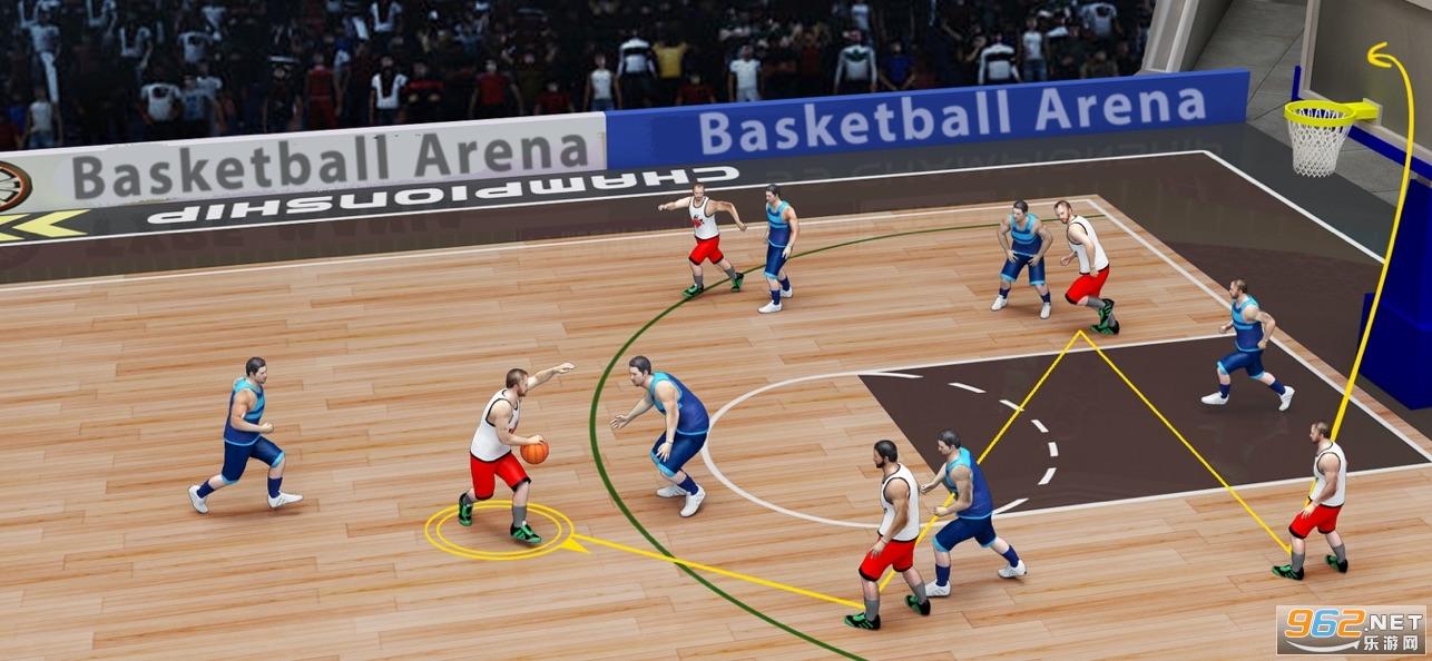 篮球体育游戏2k21游戏官方版v1.0.0截图3