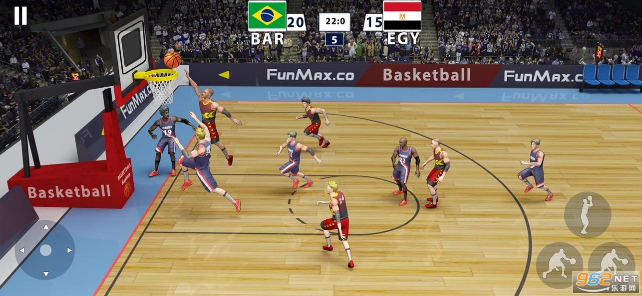 篮球体育游戏2k21游戏官方版v1.0.0截图1