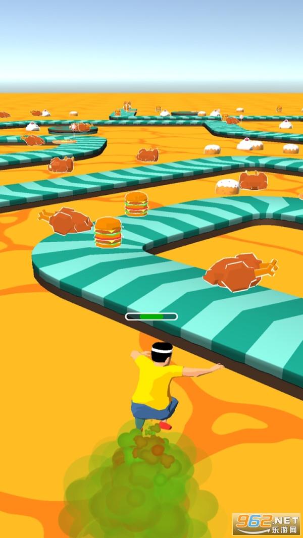 肥宅跑酷赛游戏v0.1安卓版截图2