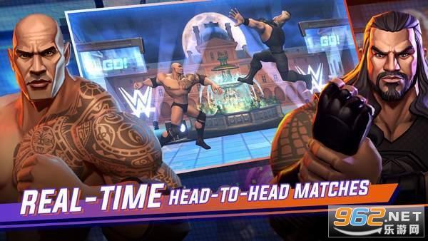 WWE战无不胜破解版v1.3.2无敌版截图1
