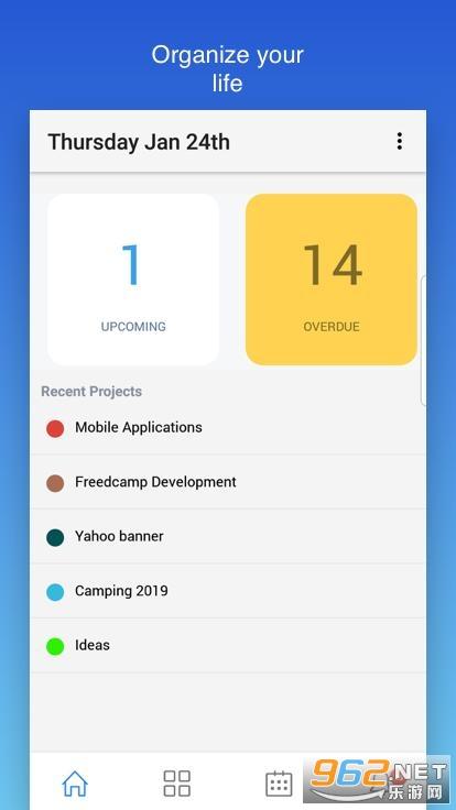 Freedcamp任务管理appv4.3.3 最新版截图0