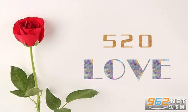 520表白浪漫的图片