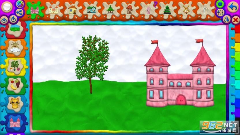儿童绘画涂鸦游戏免费