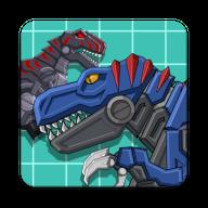 机器霸王龙的进攻破解版v2.8 完整版