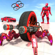 蜘蛛车轮机器人(Spider Car Wheel Robot)v1.0.0 安卓版