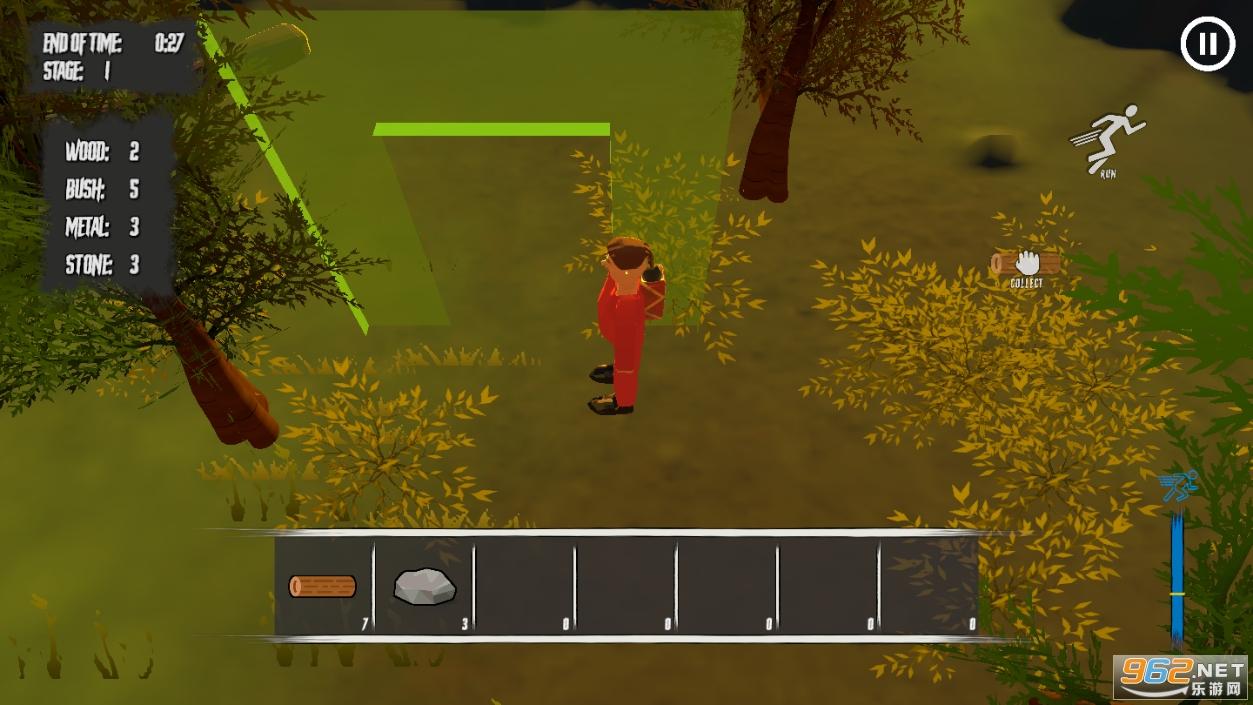 荒野生存日记3D版野外求生v1.0.5截图1