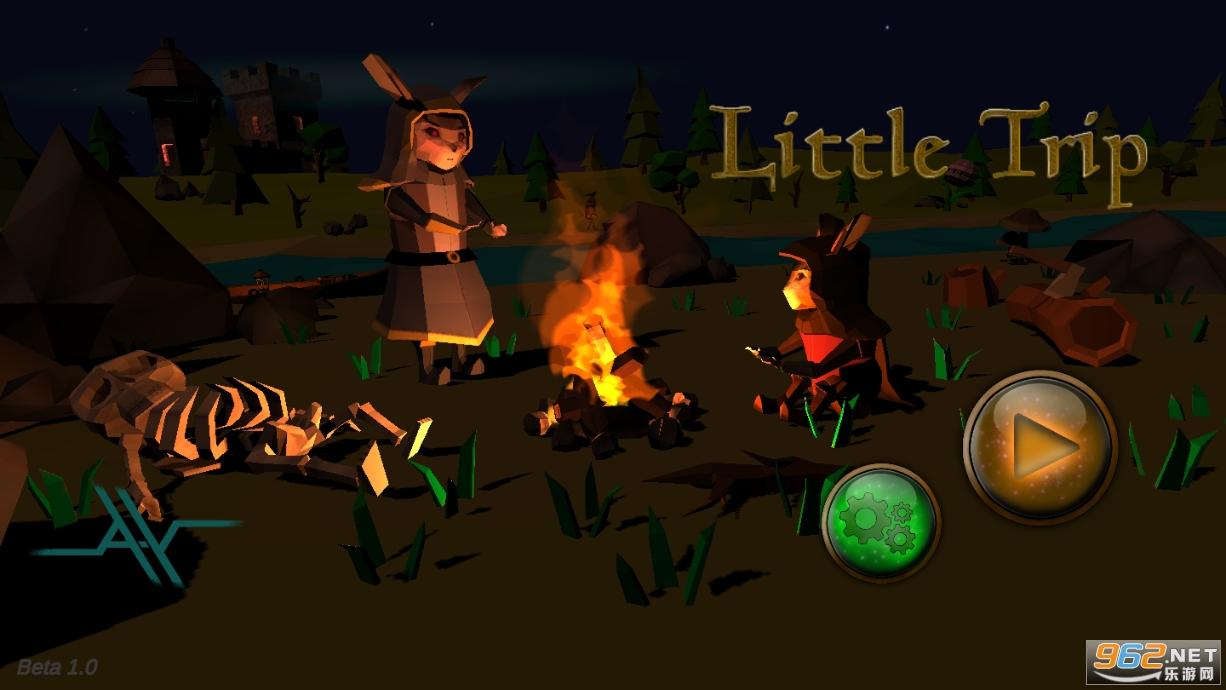 我的木筏旅行汉化版v0.4 (Little trip)截图0