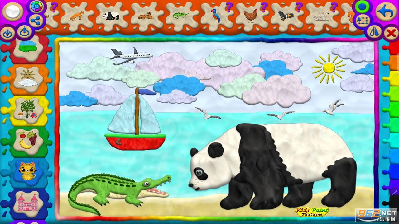 儿童绘画涂鸦游戏免费v1.0.0截图3