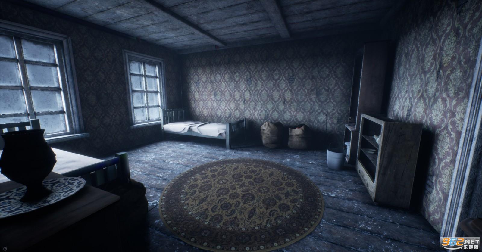 寒冷之家游戏中文版Cold Housev1.0截图1
