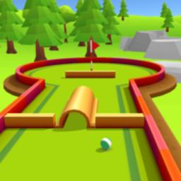 迷你高尔夫球场挑战官方版最新版v2.2.0