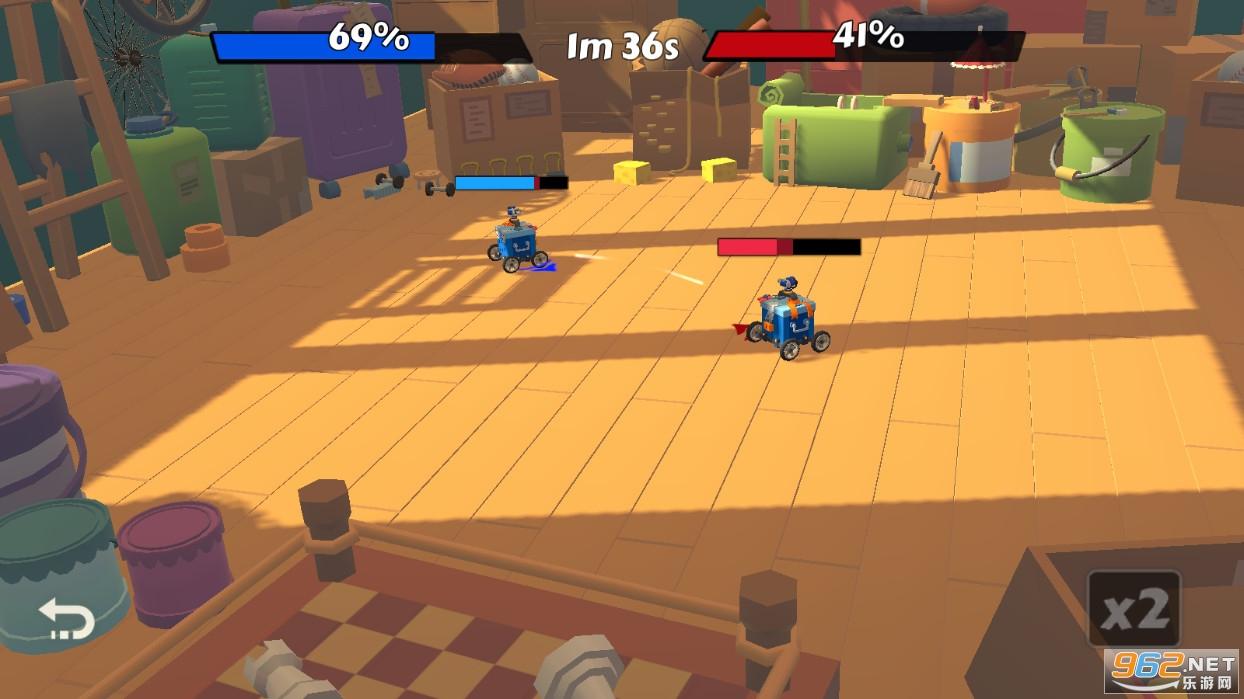 玩具撞车Toy Crashv0.1最新版截图0