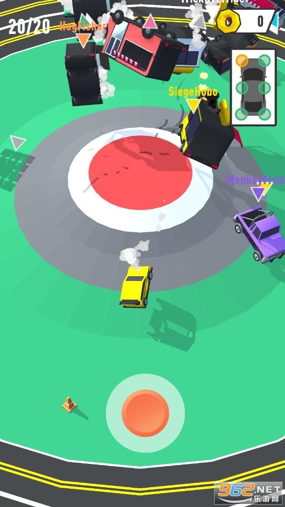 汽车摧毁竞技场安卓版v0.1.0官方版截图1