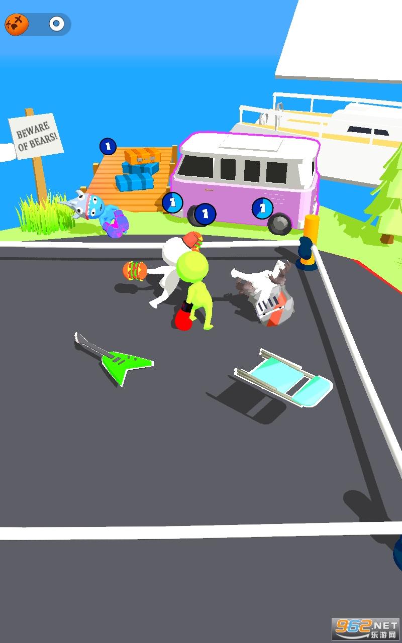 都市超级英雄乱斗游戏v1.0.0 正版截图3