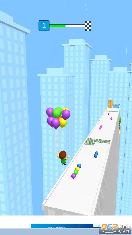 气球男孩官方版v7Balloon Boy截图1