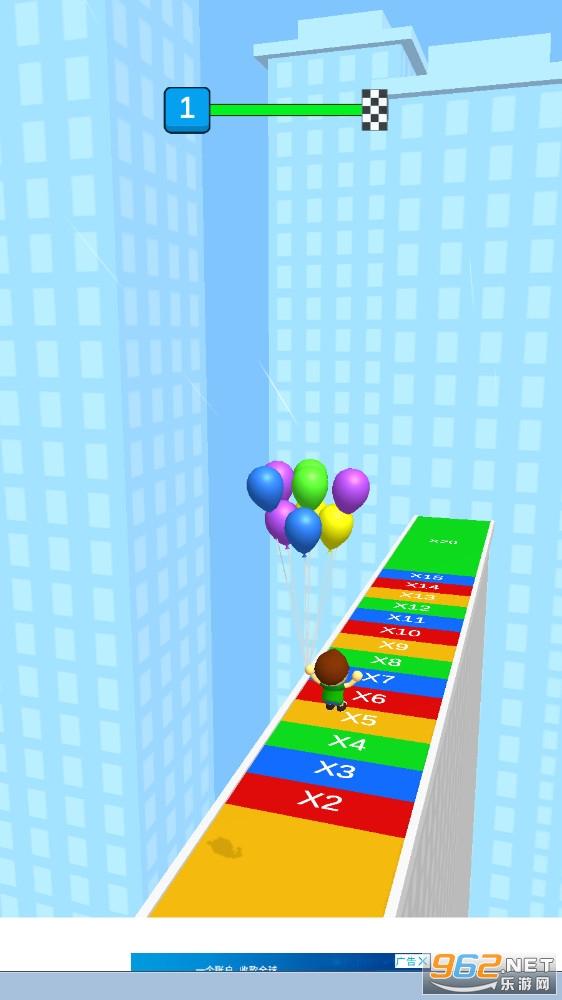 气球男孩官方版v7Balloon Boy截图2