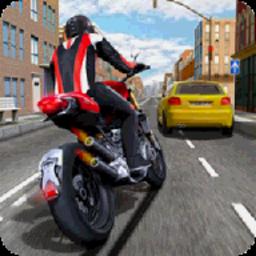 摩托车狂奔赛最新版v1.0.17 无广告