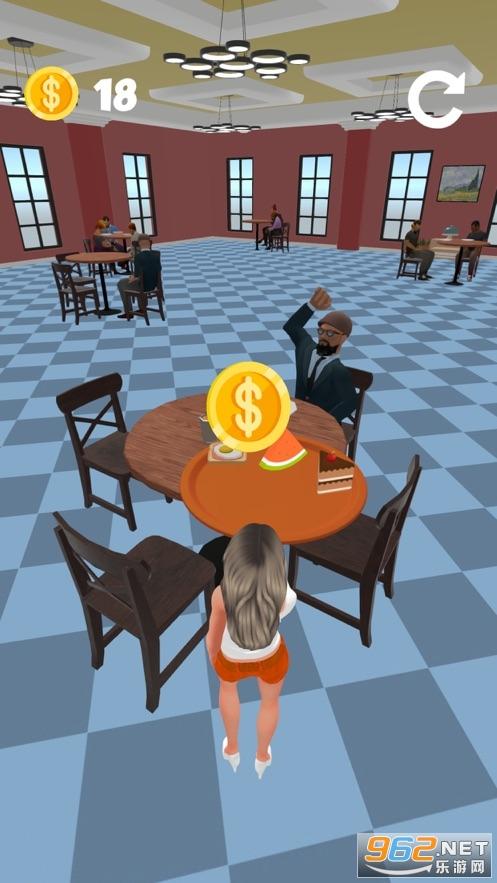 Crazy Waitress游戏v1.0 ios版截图2