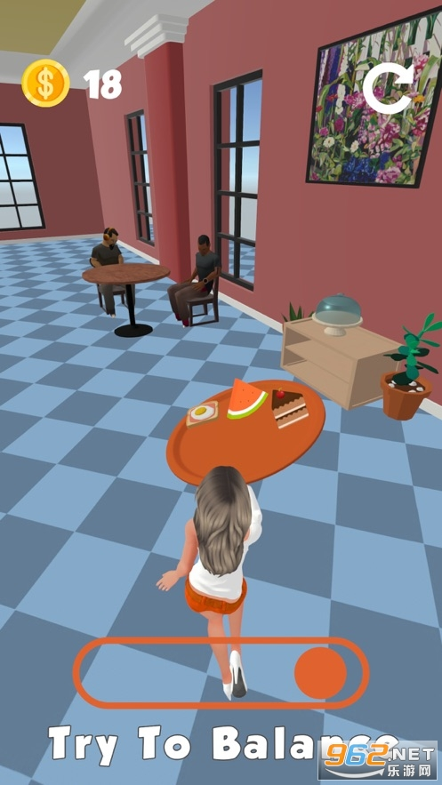 Crazy Waitress游戏v1.0 ios版截图0