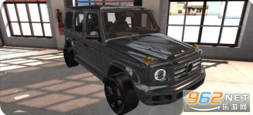 AMG汽车模拟器游戏v3.0.2 大量金币截图2