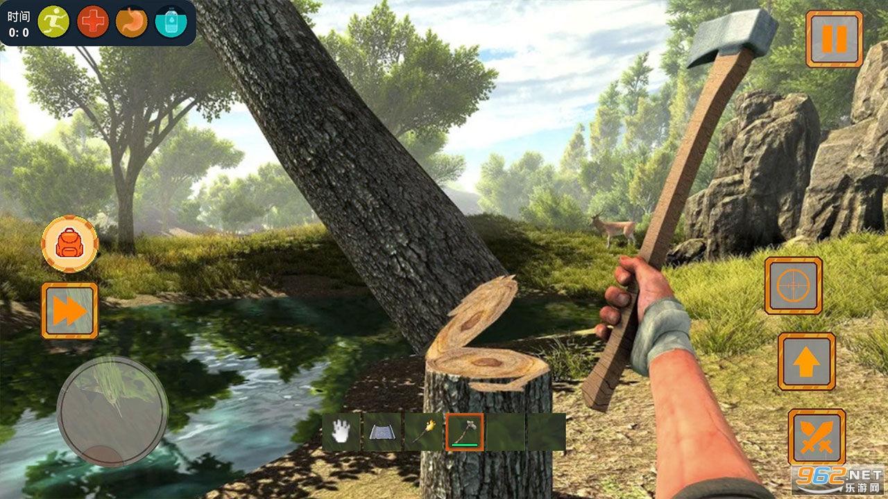 荒岛方舟生存模拟单机版v1.0 最新版截图2
