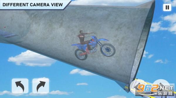斜坡自行车特技游戏v1.1安卓版截图3