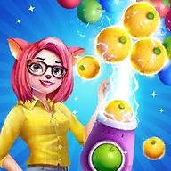 泡泡射击水果丰收bubbleshooterv1.1.8最新版
