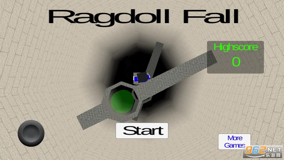 Ragdoll Fall游戏