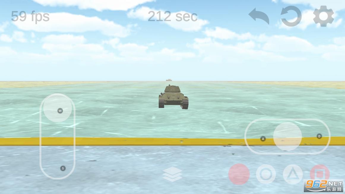 坦克物理模拟器手机版