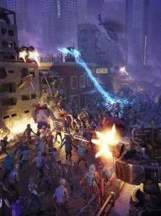 霓虹城的幸存者游戏